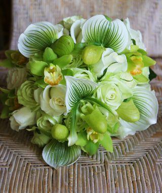 Green Bouquet J