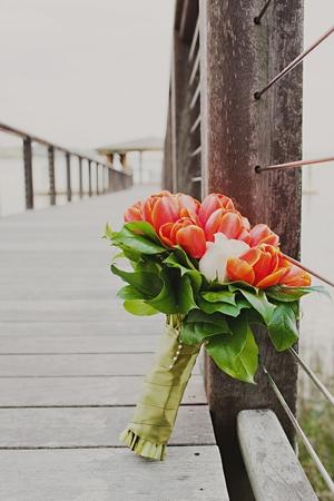Orange Bouquet 7