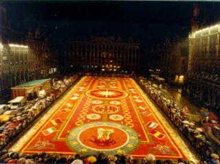 Flower carpet K 1992