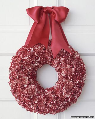 Valentine wreath C