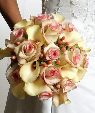 Pink bouquet 9