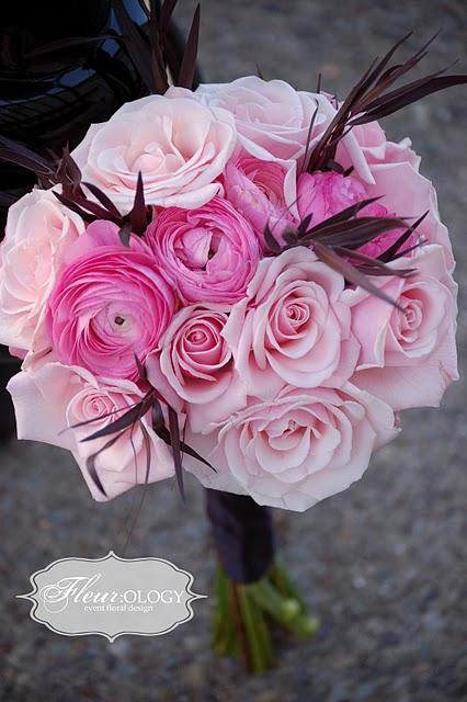 Pink bouquet 12