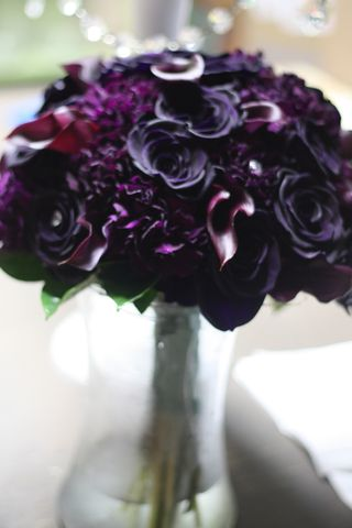 Purple Bouquet E