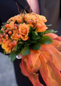 Ornage Bouquet 2