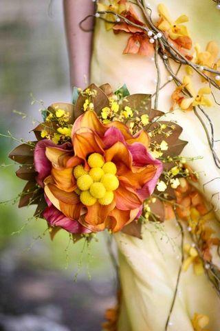 Orange bouquet A