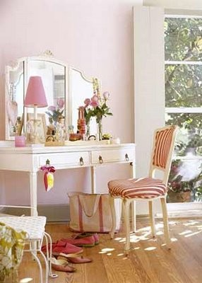 Dress table F