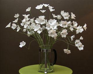 Paper flowers E