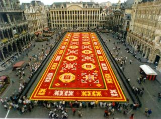 Flower carpet H 1998