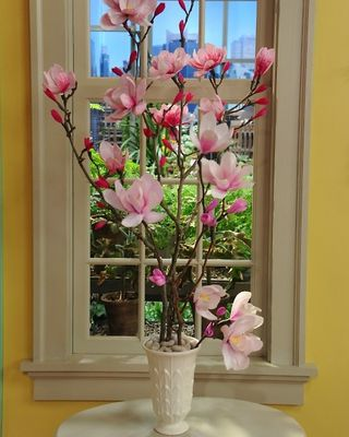 Paper flower Magnolia B