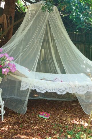 Beautiful hammock