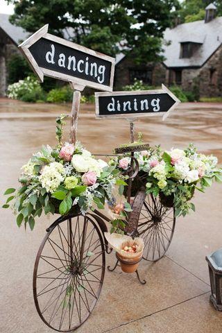 Flower bike HH
