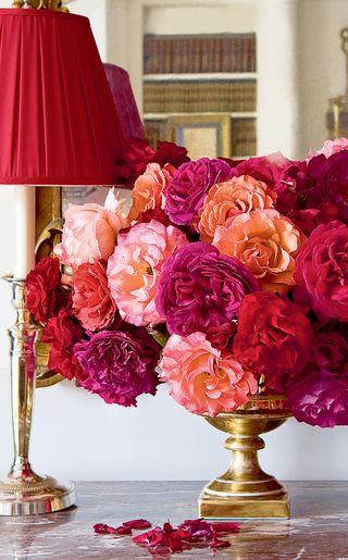 Garden roses Carolyne Roehm