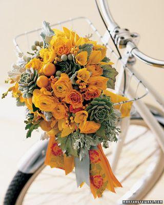 Flower bike GG