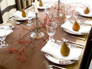 William Sonoma Thanksgiving