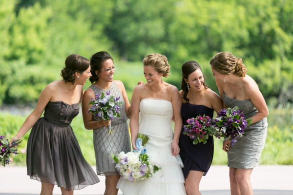 Mismatched Bouquets  A - Shane Welch Photo