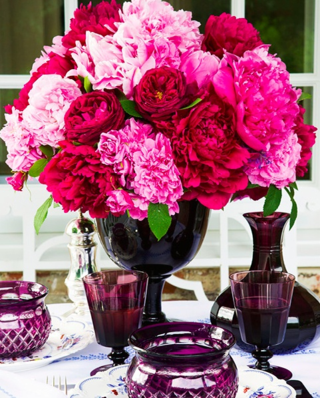 14 Pink Flower Arrangements Vd E