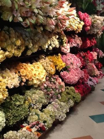 Цветы искусственные F Pany