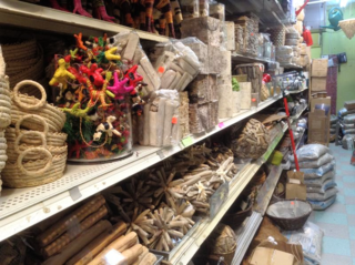 Jamali baskets and stuff