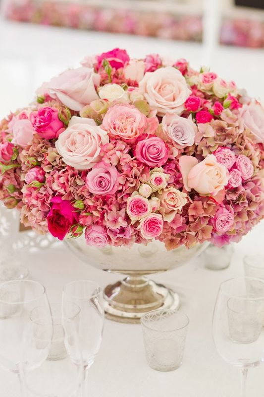 Will you drool over these 14 pink flower arrangements first come pink vd c mightylinksfo