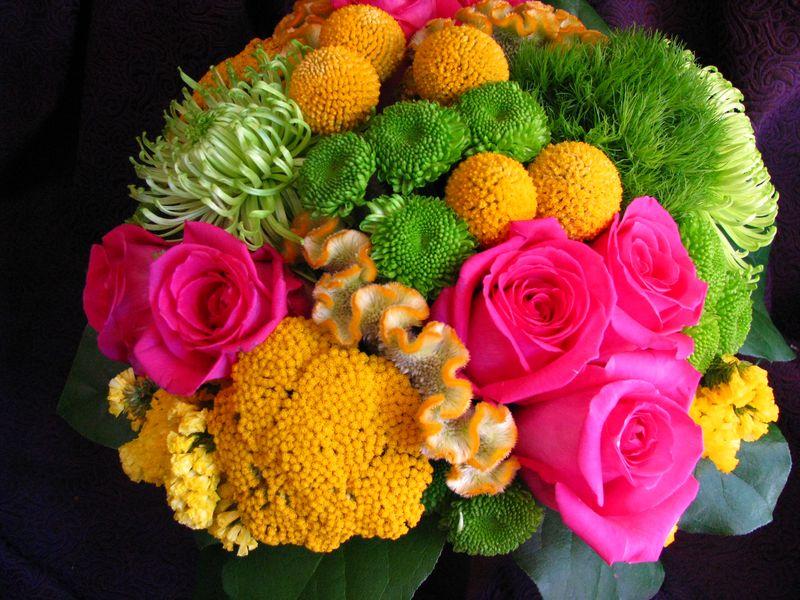 Flower Market To Vase How I Make Flower Arrangements First Come Flowers